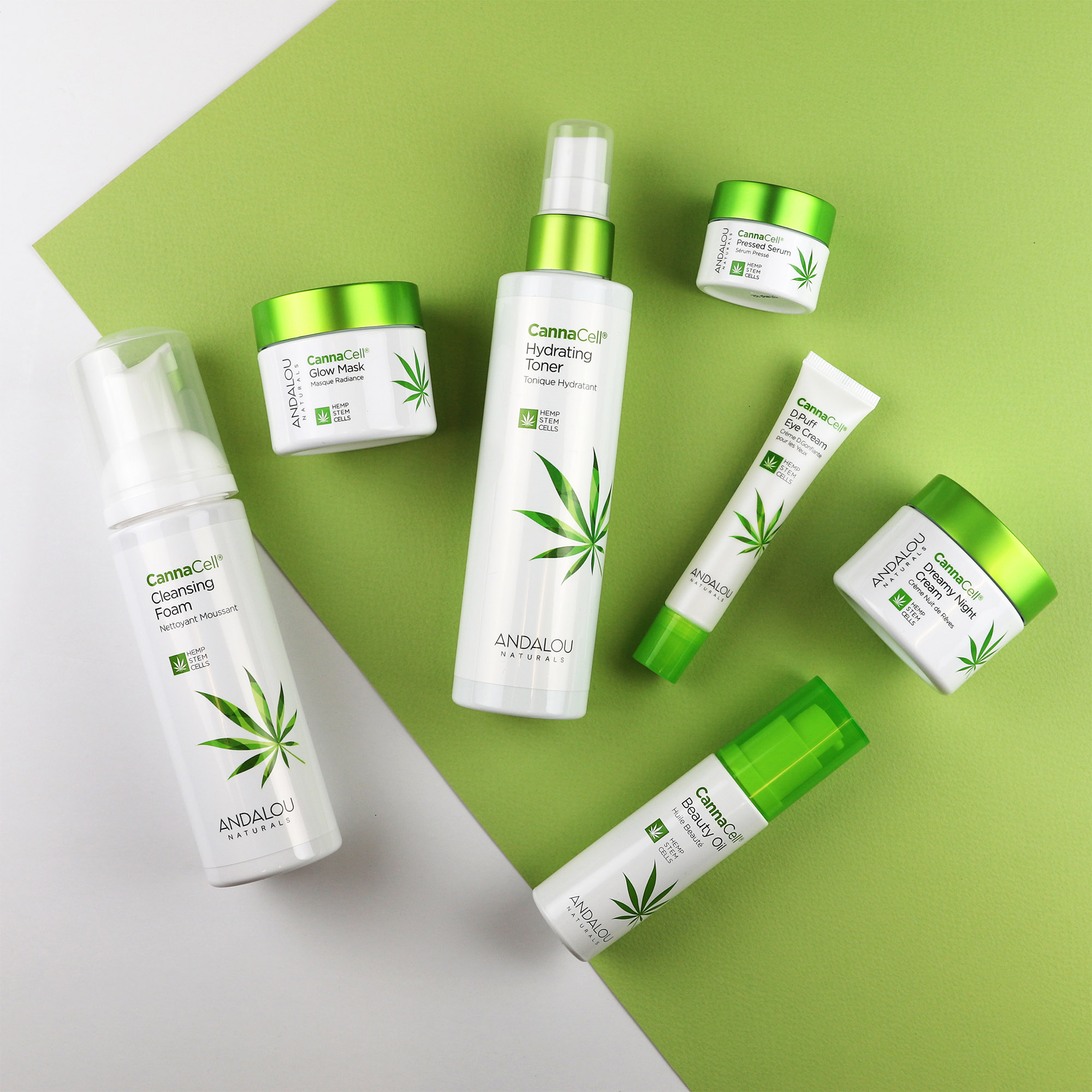 3 CannaCell Skin Care Routines